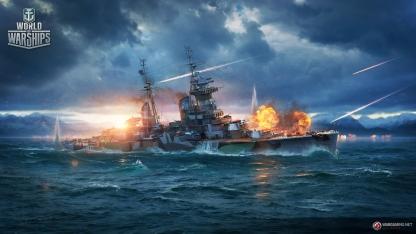 Russian cruiser Mikhail Kutuzov