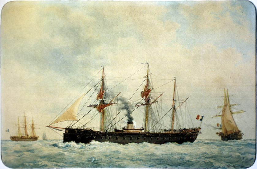 FrenchShipGloire