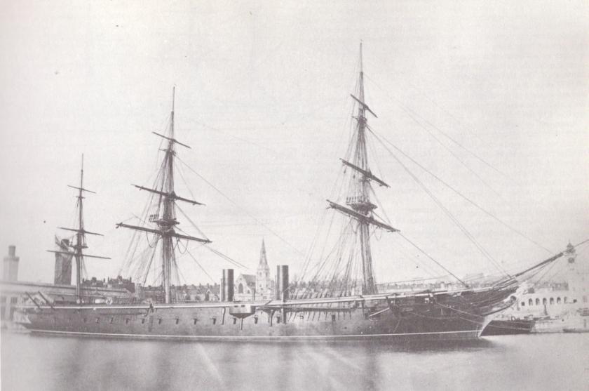 HMSWarriorOldHarbour