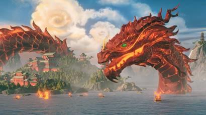 Dragon: tier 10 Chinese Battleship?